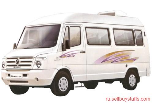 second hand/new: 2/13 Seater Tempo Traveller Rental Jaipur