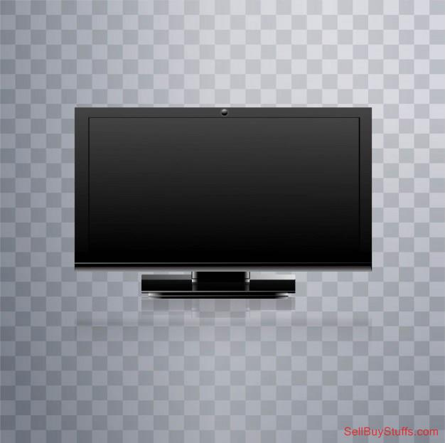 second hand/new: Second hand Electronics TV