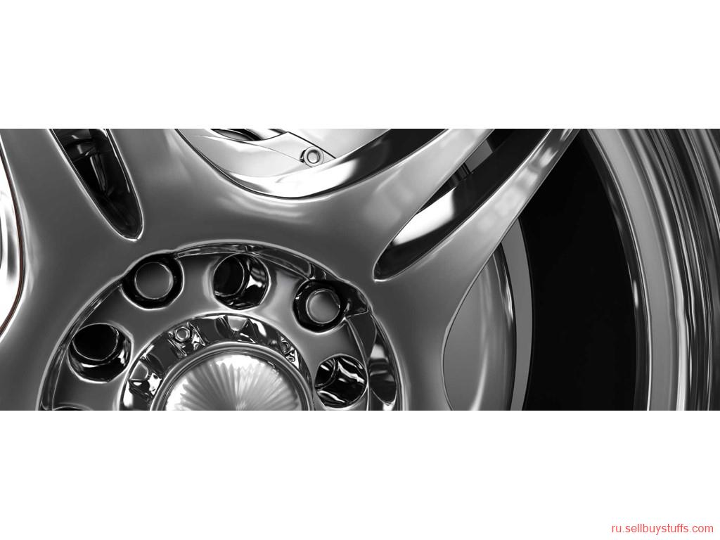 second hand/new: Alloy Wheel Refurbishment North London